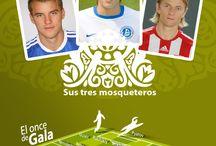 Eurocopa 2012 / La Eurocopa es el evento más Sapiens del planeta y sólo aquí tendrás una cobertura ad-hoc a tan exquisito acontecimiento.