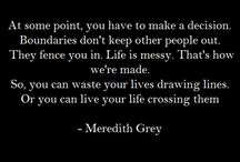 Meredith Grey quotes