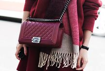 Color crush: oxblood