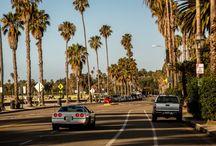 California route san fran to LA