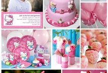 Hello Kitty Party / by Janice Ryan