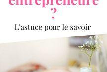 Je suis entrepreneure / Entreprendre au féminin, gérer son business, freelance ou entrepreneure