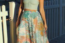 OOTD skirt