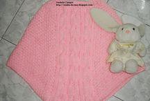 Croche e tricot para criança