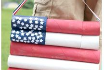 Patriotic Decor, Food & Crafts / All things Americana