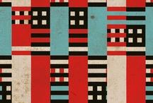 90's pattern
