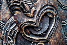 Whakairo Rakau / Wood Carving