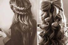 Hair  / by Manuela Duque