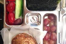 School lunch / by Elizabeth Doyle