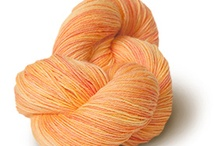 New yarns we're loopy for. / It takes a very special yarn to make our Loops list.