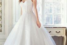 Menyasszonyi ruhák - wedding dresses