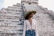 Riviera Maya inspiración