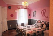 Girls Bed room
