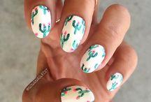 Nail Art / Ideas to take to the nail salon to try.