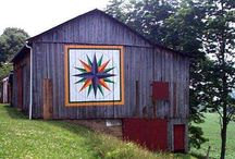 Barn Quilt / painting on barns