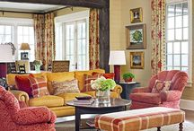 Living room / by Michelle Forbes