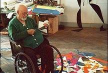 Artists Pose - Inspiring / by Maureen Art Teacher
