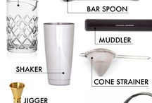 Best Home Bar Gift Ideas EVER / Home bar and barware gift ideas for wedding gifts, birthday, Christmas or any holiday.  Great ideas for a home bar owner.