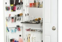 Makeup skincare organizer