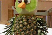 ovocný kouzla