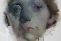 Technics (Watercolor)