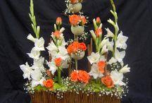 Parrell flower Designs