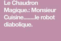 Recettes Mr cuisine +