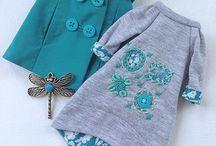 Nápady šití oblečení