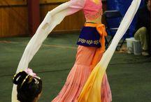 Chinese classic dance