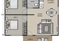 dormitor\living\baie