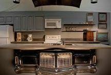 Kitchens / Crazy kitchen ideas!