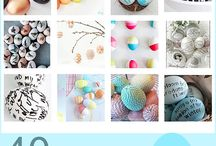 Easter Ideas / Easter Ideas: From gift ideas (for babies, toddlers, kids, and adults), to crafts and decorations, as well as food ideas - you'll find them all in this board!