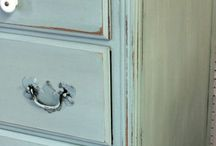 Creative chalk paint ideas / Chalk paint