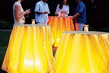 Deko Hochzeit Licht
