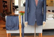 Daily suit Dormeuil Amadeus 365 / 260 gr. / https://www.facebook.com/media/set/?set=a.10152312275674844.1073742140.94355784843&type=3  #dormeuil #amadeus365 #buczynski #buczynskitailoring #mtm #madetomeasure #suit