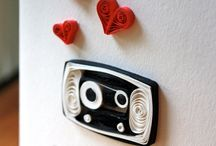 Quilling paper / Paper