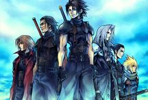Final Fantasy-Crisis Core