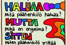 Äidinkielen opetus
