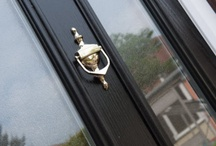 Composite Doors / Behind that rather scientific-sounding name, you'll find the latest technology and design in doors. And when you're indoors you'll enjoy loads of style, strength and security.