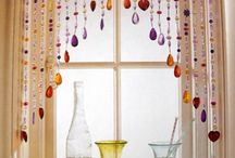 Bead curtain / by Lynn Maellaro