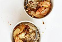 Porridge and Custards