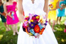 Bouquet Ideas   / Bouquet shapes I like.