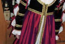 renaissance dress made sysy / My lovley handmade .... :)