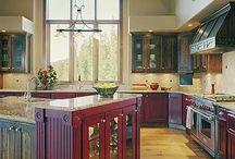 Kitchen / by Tara Cavett Kirkland