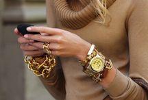 Złote zegarki /Gold watches