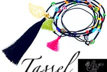 Tassel Necklace / Todo el color SummerCollection 2015