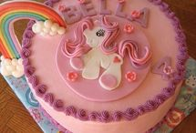 Audrey's My Little Pony Theme Birthday