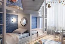 Námořnický pokojíček