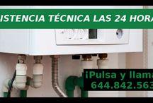 Reparación Calderas Madrid VP