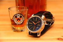 Our new design - Princeton Dial / Princeton University inspired black and orange design.